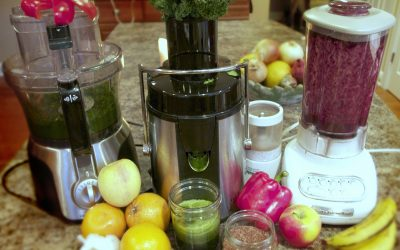 Do I Need a Vitamix? A Tale of Four Appliances