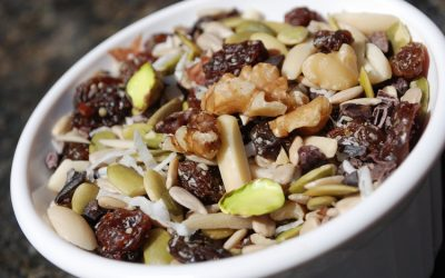 Train for Life with Trail Mix