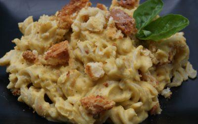 Vegan Macaroni & Cheese (Dairy, Gluten and Soy Free)