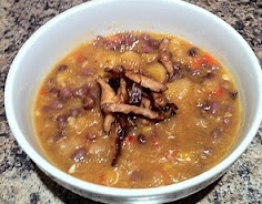 Acorn Squash and Pear Soup