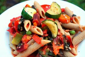 Late Summer Veggie Garden Saute