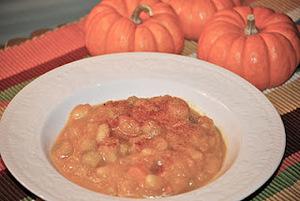 Hearty Vegan Pumpkin Soup