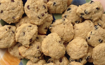 Looking for Healthy Cookies? Discover Banana Chocolate Chip (Gluten Free)