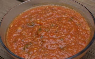 Pumpkin Marinara Sauce