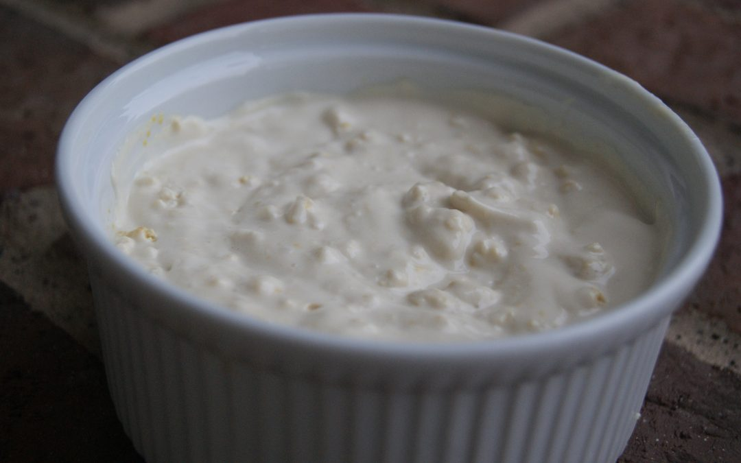 Dairy Free Blue Cheese Dressing
