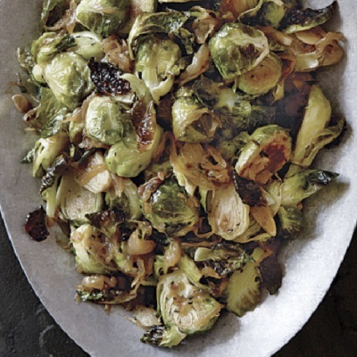 Goddess Brussels sprouts