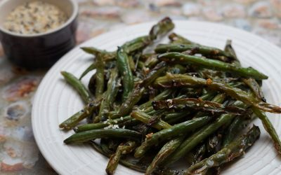 Make Crispy Air-Fried Vegetables with No Oil